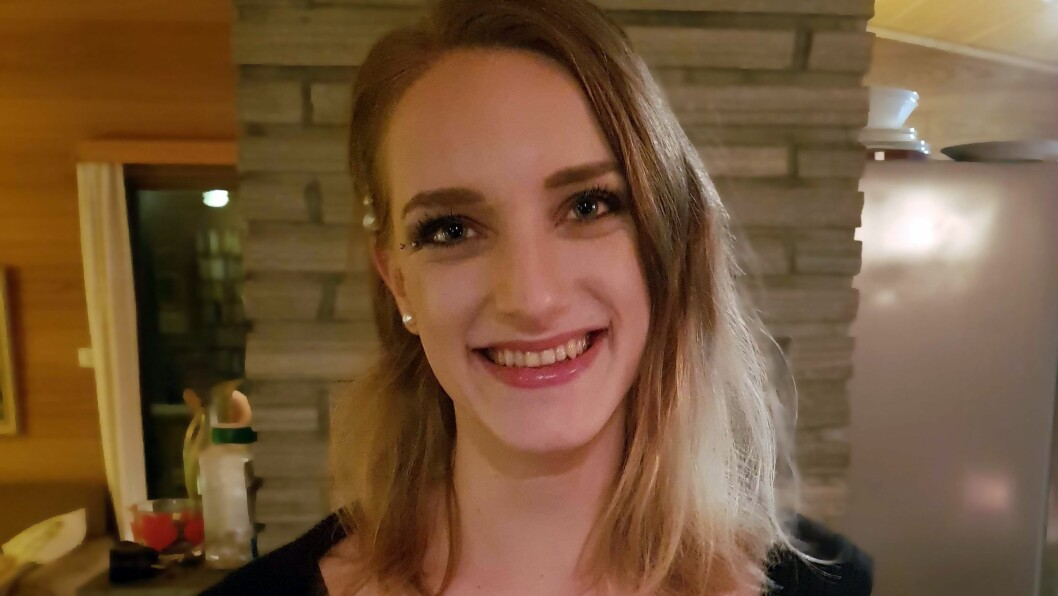 Sarah Mcdonald Gerhardsen er ansatt som innholdsprodusent i TRY.