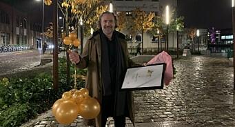 Mikal Olsen Lerøen vant årets Gullparaplyen: Sjekk alle prisvinnerne her