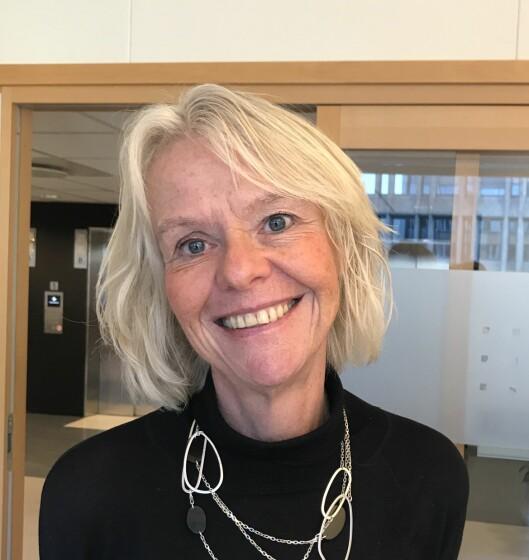 Anne Hafstad blir ny ansvarlig redaktør i Sykepleien.