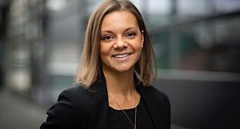Amanda Bostad forlater PHD - blir rådgiver i Apeland