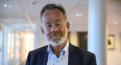 Amund Djuve (58) går av som DN-redaktør etter 22 år