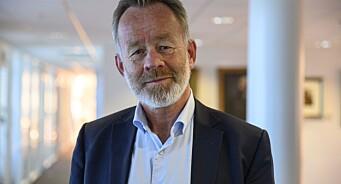 DN-redaktør Amund Djuve ble overrasket over NHST-sjefens exit