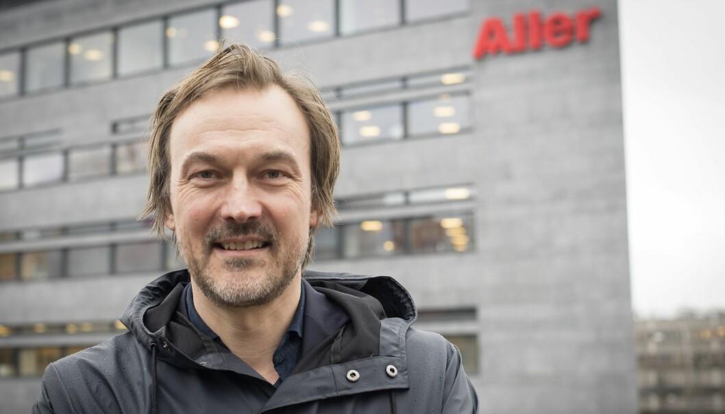 SOL.no-sjef Jan Thoresen sliter med å finne ledige frilansere for tiden.