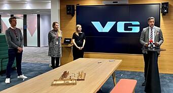 VG-journalister fikk menneskerettsprisen for Tolga-saken