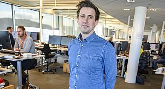 Marcus Husby (37) forlater DN - blir ny Rampelys-sjef i VG