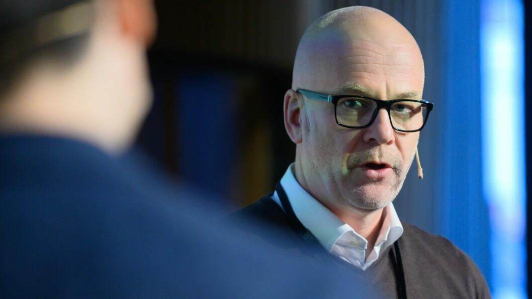 Kringkastingssjef Thor Gjermund Eriksen mener Frps påstander om at NRK er skjermet for effektivisering og konkurranse ikke stemmer.