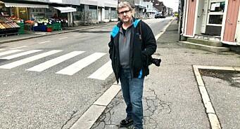 Journalisten ble slått i hodet etter å ha tatt bilder: – En skremmende opplevelse