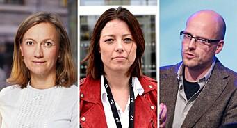 Schibsted, TV 2 og Amedia kritiske til Frps foreslåtte milliardkutt hos NRK: – Vanskelig å ta det seriøst
