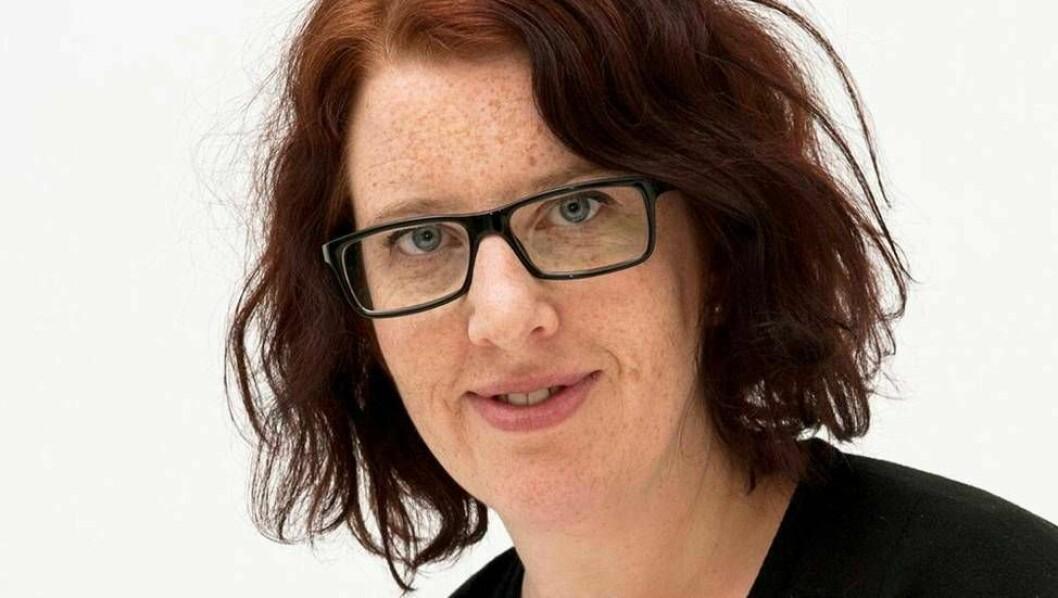 Anja Helland blir journalist i Trønder-Avisa.