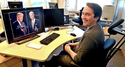 Jakob Ellingsen er ny leder i NJ Polaris: – Jeg gleder meg