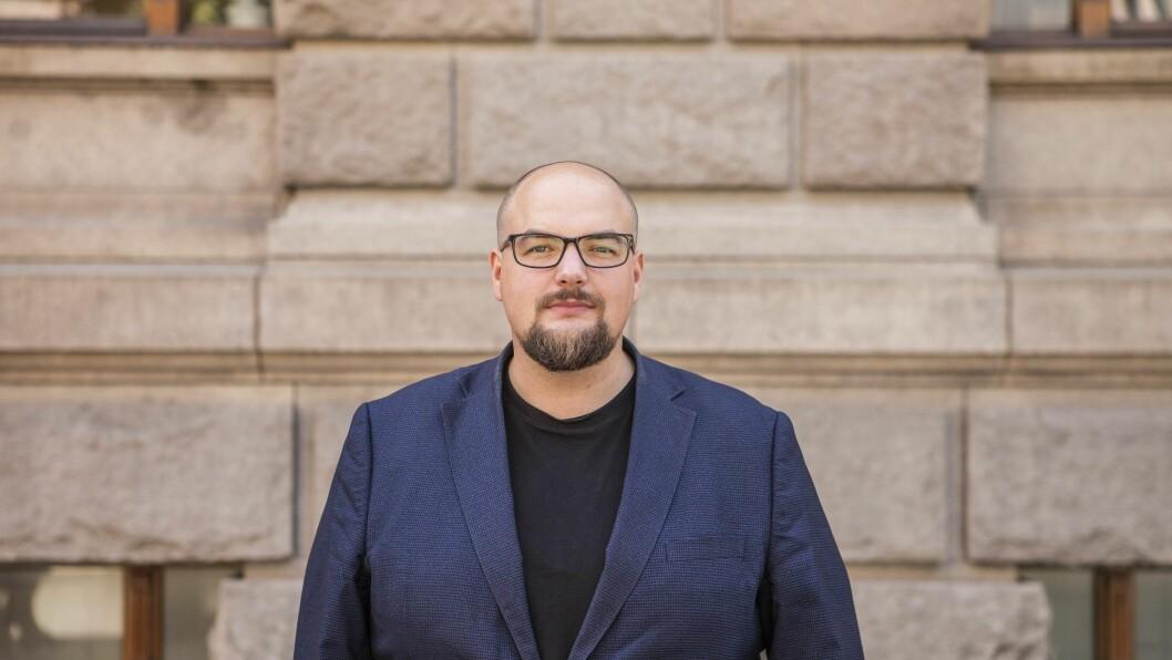 Medier24s ansvarlige redaktør Erik Waatland er glad for at nettavisen nå vil få pressestøtte.