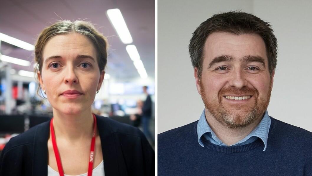 Både VGs nyhetsredaktør Tora Bakke Håndlykken og Steinkjer-Avisas sjefredaktør Tore Vikan mener det vil være positive ting å ta med seg for redaksjonene etter koronakrisen.