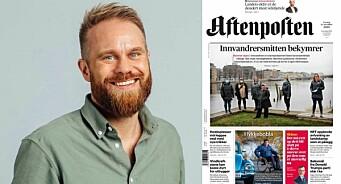 Reagerer på Aftenposten-tittel om «innvandrersmitte»: – Dette er veldig, veldig farlig