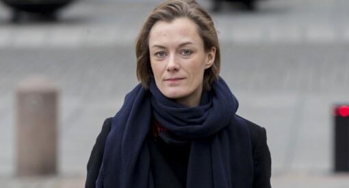 DN: Anette Trettebergstuen blir kulturminister