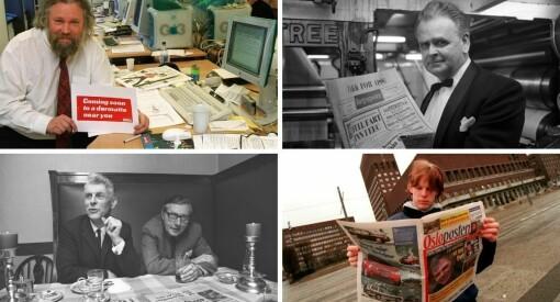 Historien om Oslo-avisene: – Byen har vært en blindsone i flere år