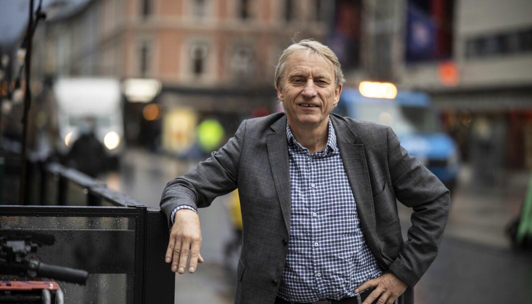 Magne Storedal blir sjefredaktør for den nye Avisa Oslo.