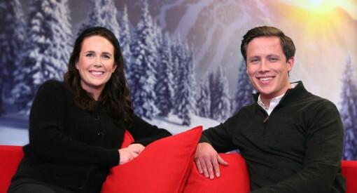 Ida Nysæter Rasch og Emil Gukild skal lede NRKs vintersportssendinger