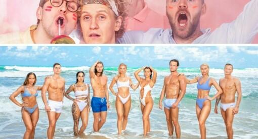 Mer norsk humor og Ex on the Beach på fjellet - slik blir våren på Discoverys kanaler