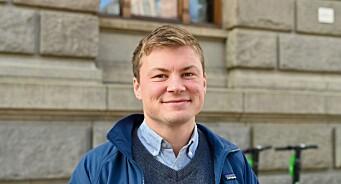 Jostein Larsen Østring (30) blir nyhetsdirektør i Amedia