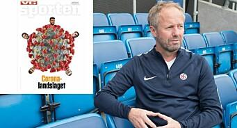 VG beklager koronaforside etter kritikk fra fotballsjef: – Her bommet vi