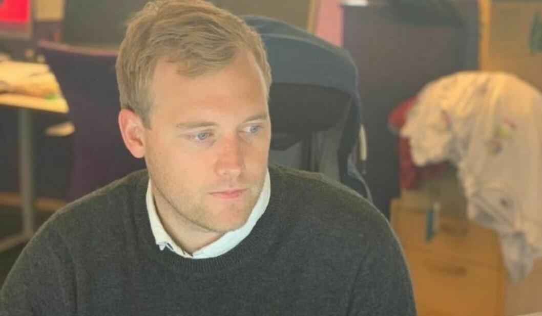 Erik Børresen har vært konstituert nyhetsredaktør i OA siden i sommer. Nå blir stillingen permanent.