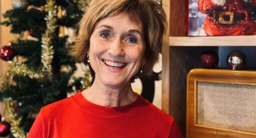 Tidligere NRK-profil Hilde Hummelvoll gjør nytt comeback med juleprogram