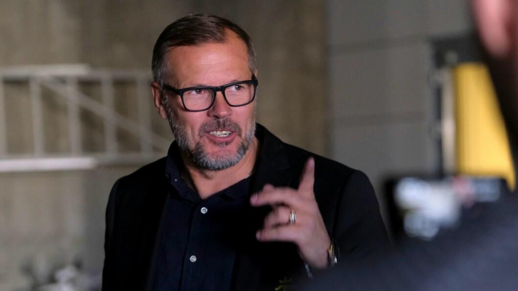 HamKam-trener Kjetil Rekdal er ikke fornøyd med coveret VG Sporten valgte å publisere lørdag.