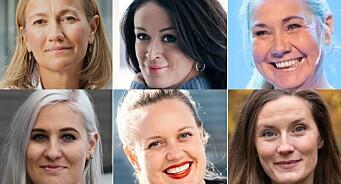 Hvem blir kåret til Årets kvinnelige medieleder og Årets talent? Følg Medienettverkets prisfest her