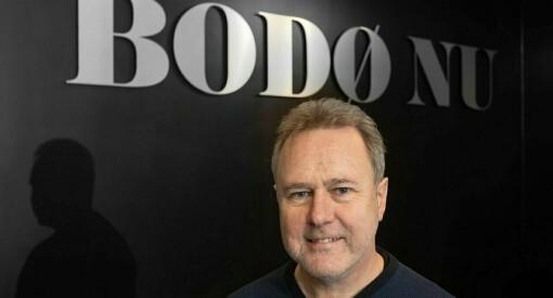Rolf-Cato Raade (56) er ansatt som markedssjef i Bodø Nu