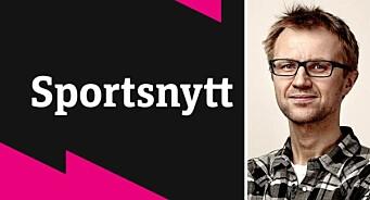 NRK lanserer ny daglig digital sportssending: – Ønsker å nå ut til et yngre publikum