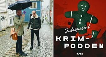 VG med true crime-podkast om peppekakemysteriet i Bergen - nå skal «hver smule snus»