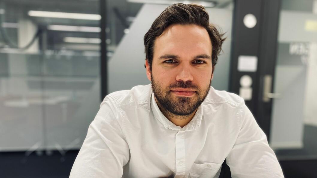 Klubbleder i E24, Eirik Amb Nysveen er klar på at Gard Michalsen spilt en viktig rolle i utviklingen økonominettstedet har har hatt de siste årene.