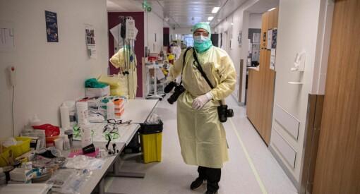 Koronapandemien rammer fotojournalistikken: – Bildene lider