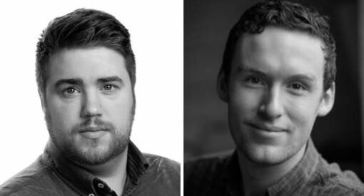 Aftenposten ansetter Harald Stolt-Nielsen (29) og Martin Sorge Folkvord (27)