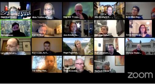 Norsk Journalistlag har vedtatt at de skal jobbe for mer mangfold