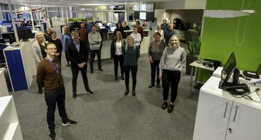 Haugesunds Avis feiret 125-årsdag, men delte selv ut gaver: – Ble veldig glad