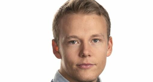 Daniel Røed-Johansen (27) blir ny sportskommentator i Aftenposten