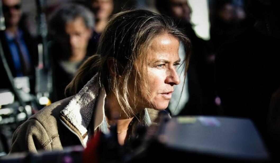 Charlotte Brändström vil få regien på den nye serien.