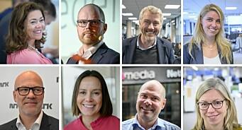 Dette tjente sjefen din: Her er inntekt og formue for 40 norske medieledere