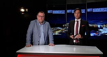Lanserer ny Amedia-avis i Hammerfest: – Vil at leserne skal bli både rørte og provoserte