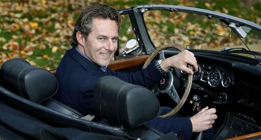 Tidligere Dagbladet-leder Espen Stensrud blir sjef for elbil.no