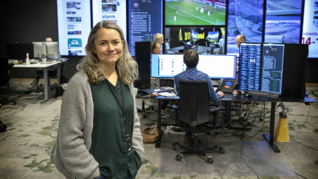 Mari Horve Reite er leder for digital debatt hos Fædrelandsvennen, og forteller at avisen har savnet kontakten med leserne sine etter at de stengte kommentarfeltet sitt i april.