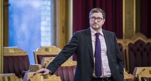Christian Tybring-Gjedde føler seg stigmatisert av BT. Nå skal klagen opp for PFU