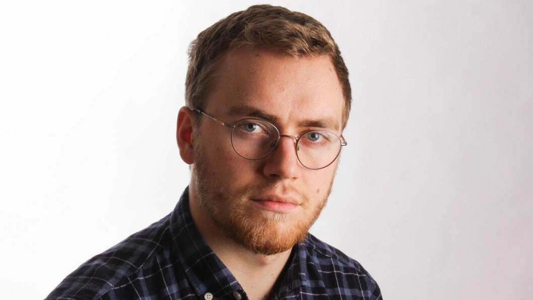 Martin Lægland blir politisk reporter i VG.