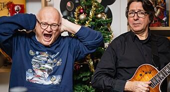 Espen Beranek Holm og Finn Bjelke med nytt radioprogram