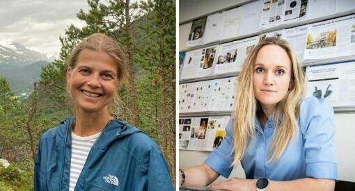 Fagbladet ansetter dobbelt - Rønnaug Jarlsbo og Marte Bjerke er nye journalister