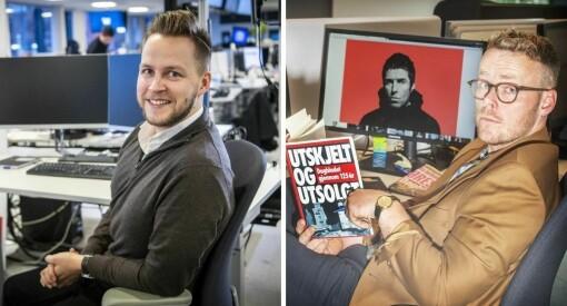 Dagbladet slår sammen Børsen og politisk avdeling - disse to blir ledere