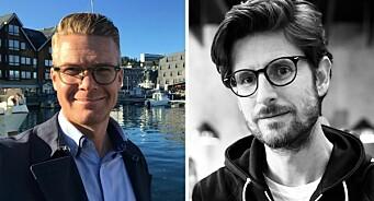 NRK forsterker - henter Mats Rønning (41) fra Dagbladet og Kristian Skårdalsmo (43) fra NTB