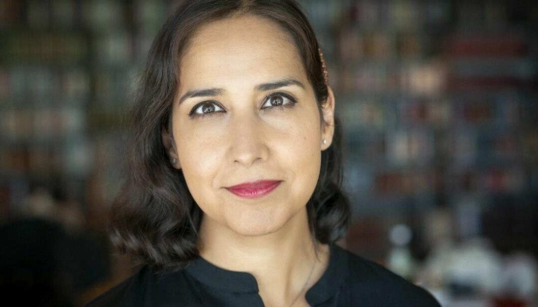 VG kommentator, Shazia Majid.