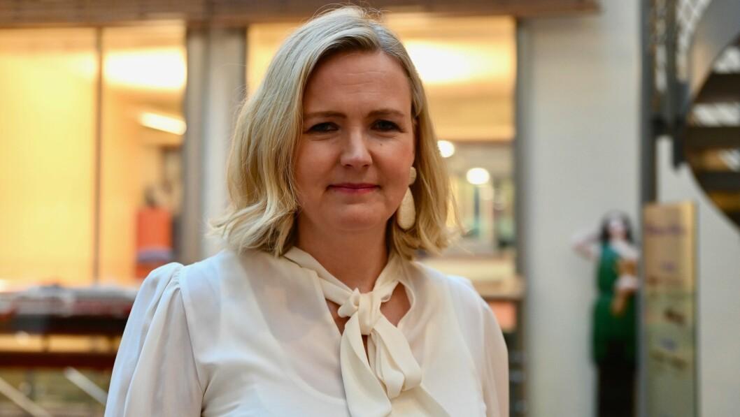 Kapital-redaktør Vibeke Holth.